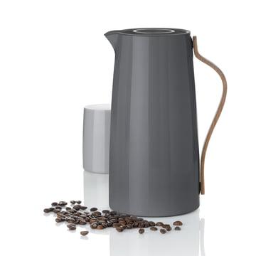 Stelton - Emma Coffee Vacuum Jug grey, Thermo Mug