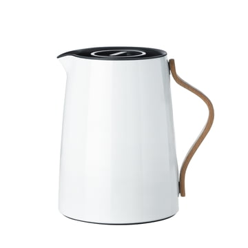 Stelton - Emma Vacuum Teapot, white