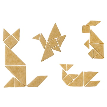 tangram cookie cutter by konstantin slawinski. Black Bedroom Furniture Sets. Home Design Ideas