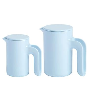 Ole Jensen - Jug, blue - sizes