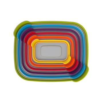 Joseph Joseph - Nest Storage 6 - stacked inside each other, top