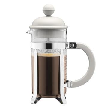 Bodum - Caffettiera Coffee Maker, 1 l, cream