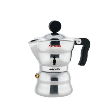 A di Alessi - Moka Alessi Espresso Machine, 7 cl