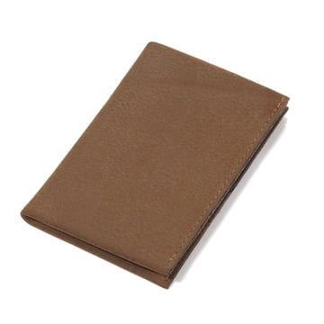 Troika - Kniff 2 Business Card Case - brown