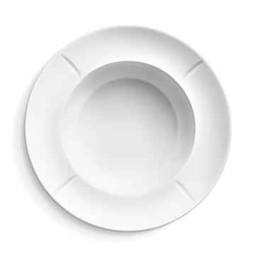 Rosendahl - Grand Cru Soft Pasta Plate, 25 cm, white