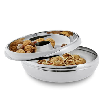 Philippi - Cascara nuts bowl with depot - open
