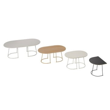 The Airy Coffee Table by Muuto