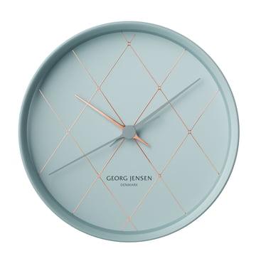 Georg Jensen - Henning Koppel Wall Clock Graphic Ø 22 cm, harlequin