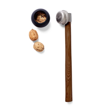 Menu - Nut Hammer and nut