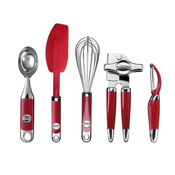 KitchenAid - kitchen utensils, red