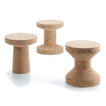 Vitra - Cork Family, group of three