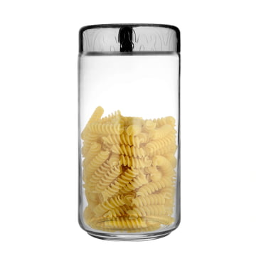 Alessi - Dressed Storage Jar, 150 cl