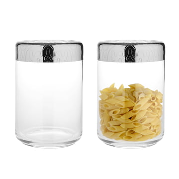 Alessi - Dressed Storage Jar, 100 cl