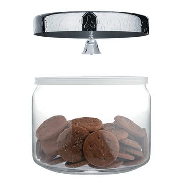 Alessi - Dressed Cookie Jar, 300 cl