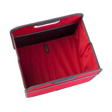 meori - Classic  Folding Box 15 litre, Hibiscus red plain