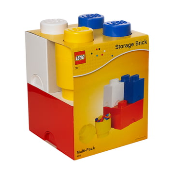 Lego - Storage Brick, set of 4