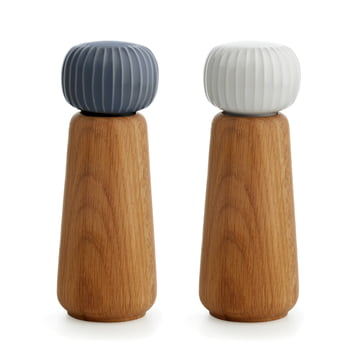 Kähler Design - Hammershøi salt and pepper grinder