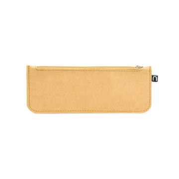 Wallet paper wallet and pencil case by Novoform in natural