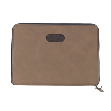 LindDNA - Torro bag 15″ laptop bag in brown