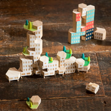 Wooden Blocks by Areaware