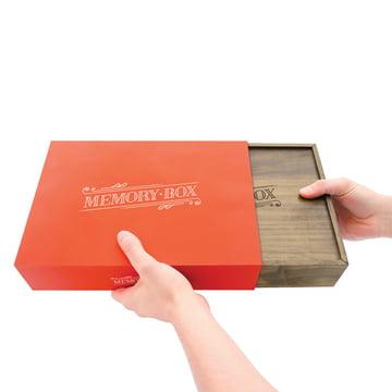 Memory Storage Box by Luckies
