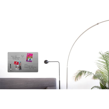 Magnetic Memo Board for photos and notes
