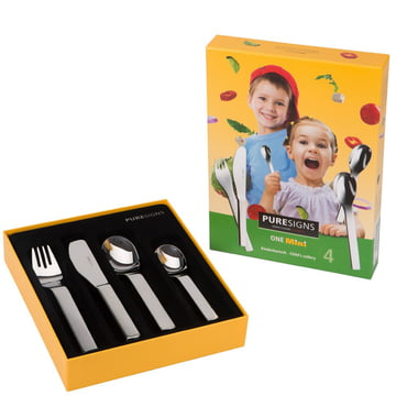 One Mini children's cutlery from Puresigns (4 pcs.)