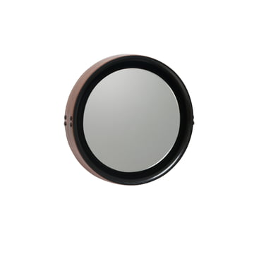 Sophie mirror by Mater in small, Ø 42 cm