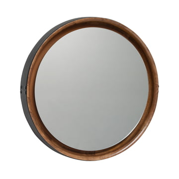 Sophie mirror by Mater in large, Ø 61 cm