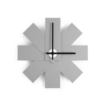 Normann Copenhagen - Watch Me Wall Clock, grey