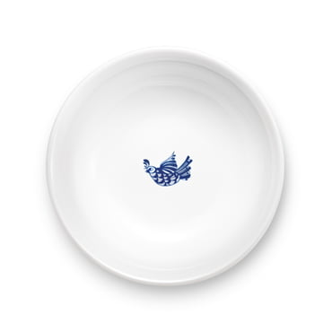 Bjørn Wiinblad - Bowl Rosamunde, blue
