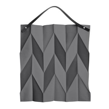 Iittala X Issey Miyake - Bag 54 x 52 cm, dark grey