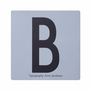 Design Letters - AJ Memory Game, tile B