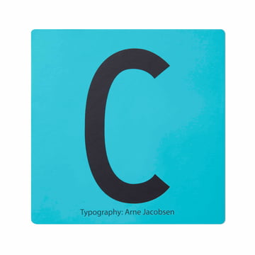 Design Letters - AJ Memory Game, tile C