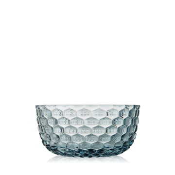 Jellies Family Dessert Bowls by Kartell in blue