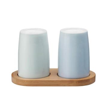 Stelton - Emma Salt and Pepper Shakers, blue