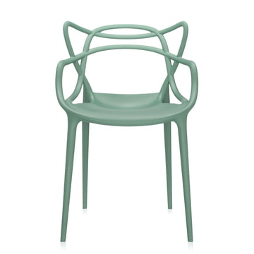 Kartell - Masters Chair, green