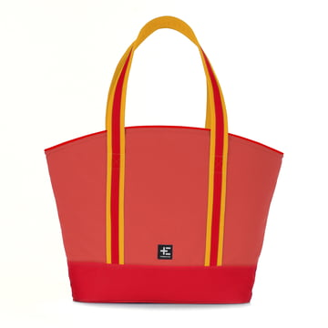 Rau Kopu Beach Bag by Terra Nation in red