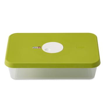 Dial Storage Container rectangular 2.4 l by Joseph Joseph