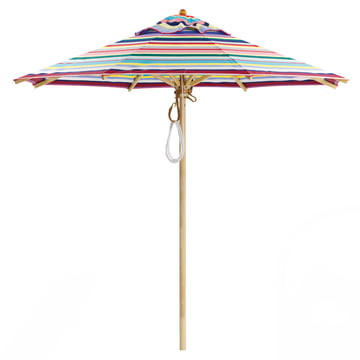 Weishäupl - Classic Parasol Ø 210, round / Dolan multicolor