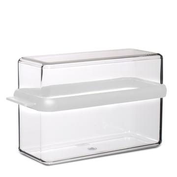 Rosti Mepal - Stora storage box crispbread, white