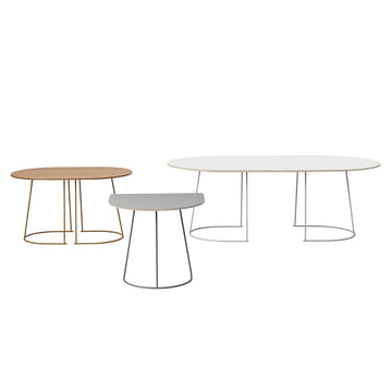 The Airy Coffee Table in large / small / half size