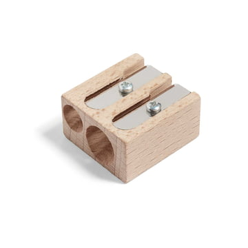 Hay - Point Pencil Sharpener, double