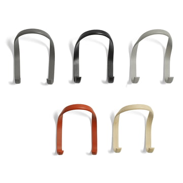 The diversity of the Hook wall hooks by Hay