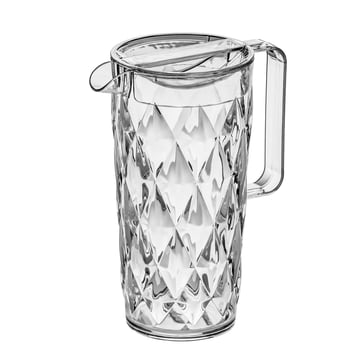 Koziol - Crystal jug, clear