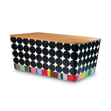 Scoop Bread box with bamboo lid by Remember