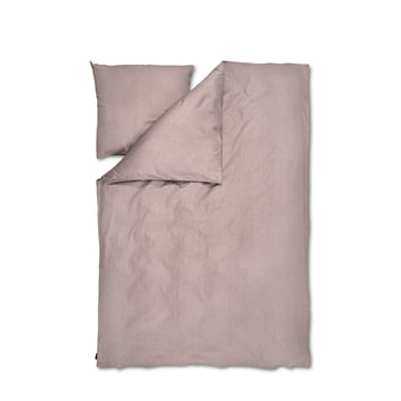 Nebulosa Bedlinen by Skagerak in Dusty Rose