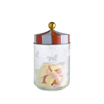 Circus Kitchen Jar for Marshmallows