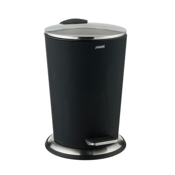 Touch waste bin by Södahl in Black