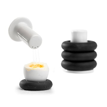 Egg Cup by Zone Denmark in Black